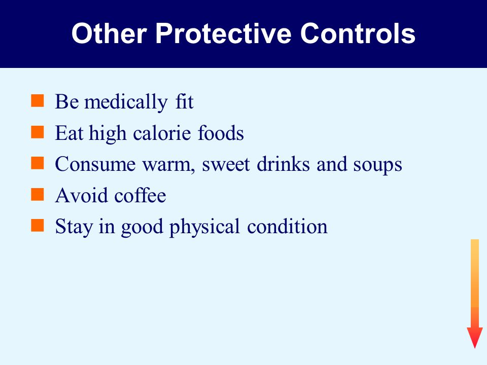 Other Protective Controls