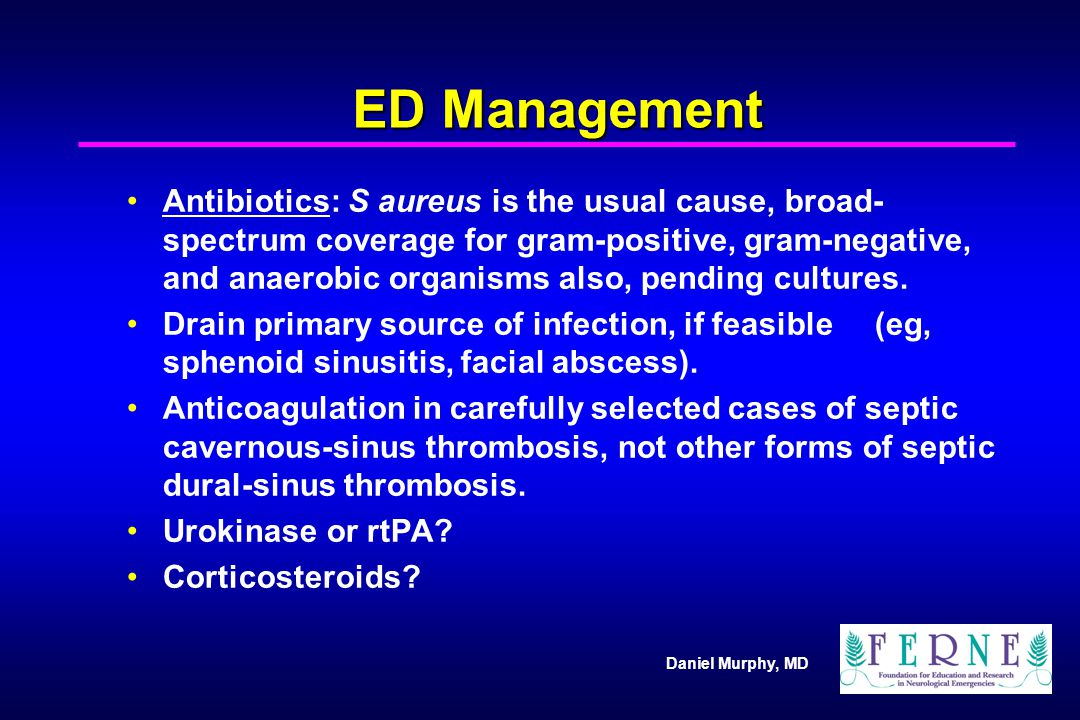 ED Management