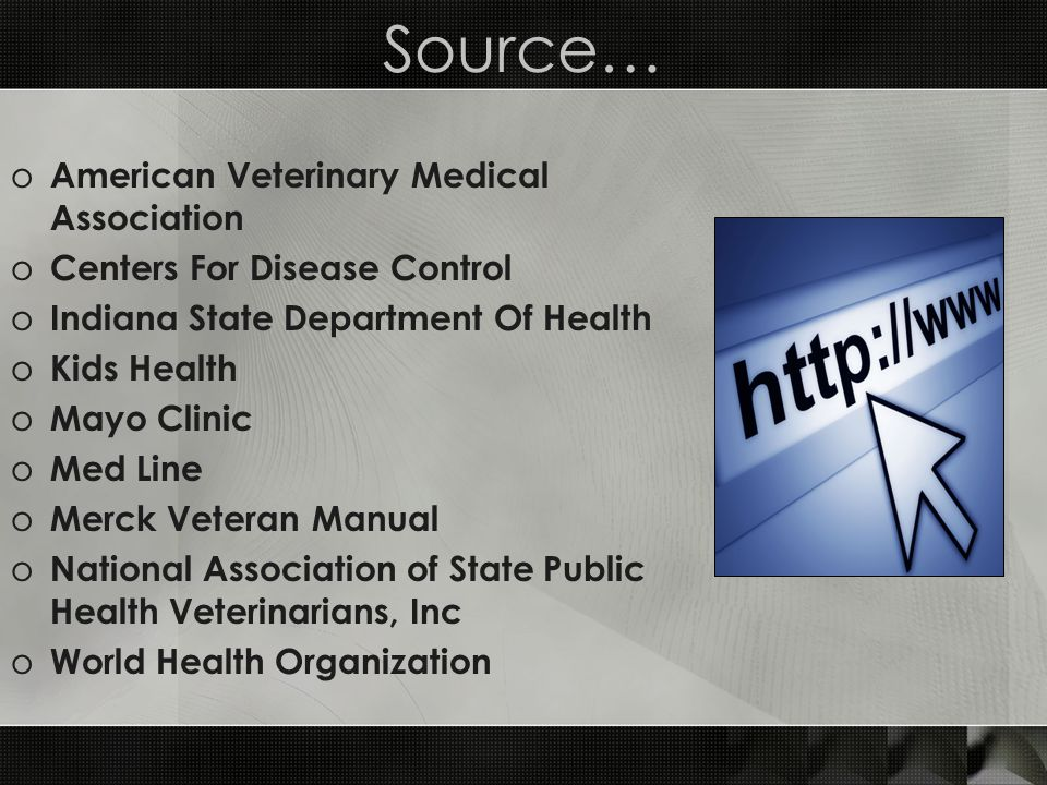 Source… American Veterinary Medical Association