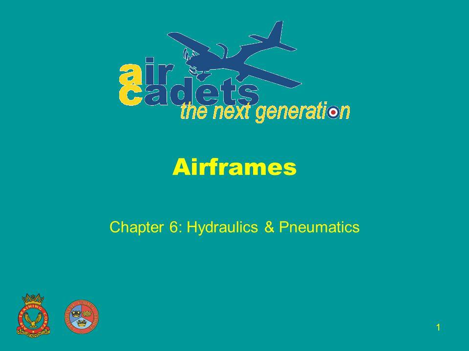 Chapter 6: Hydraulics & Pneumatics