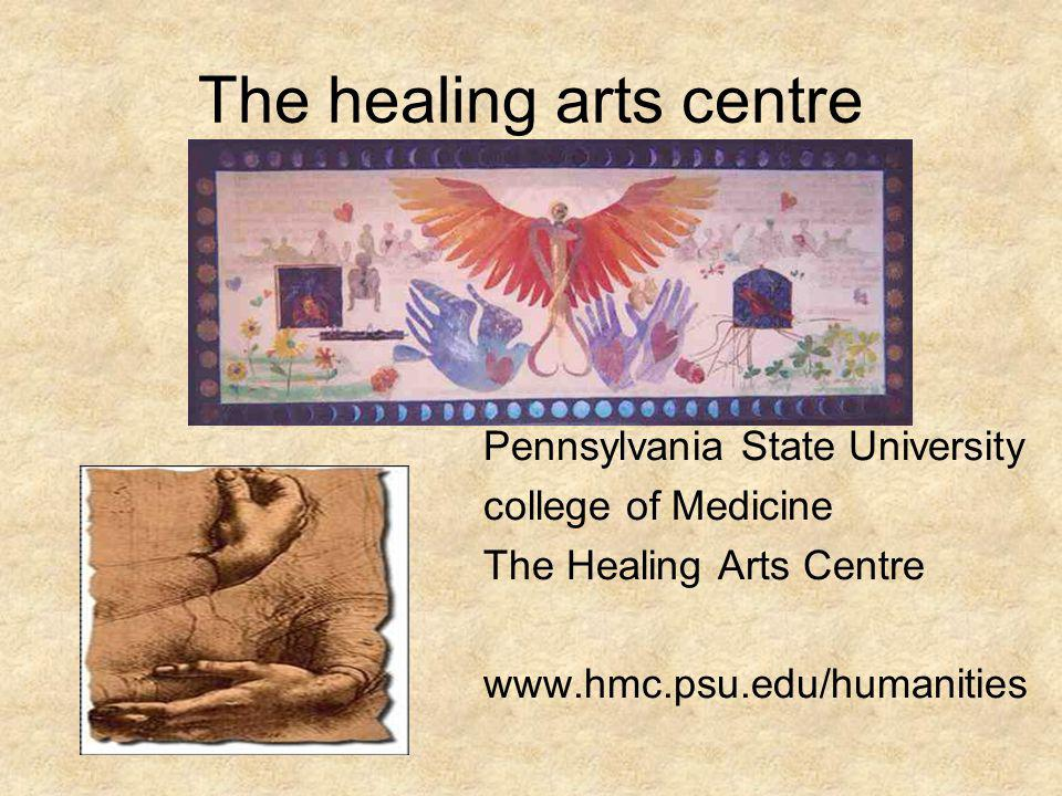 The healing arts centre