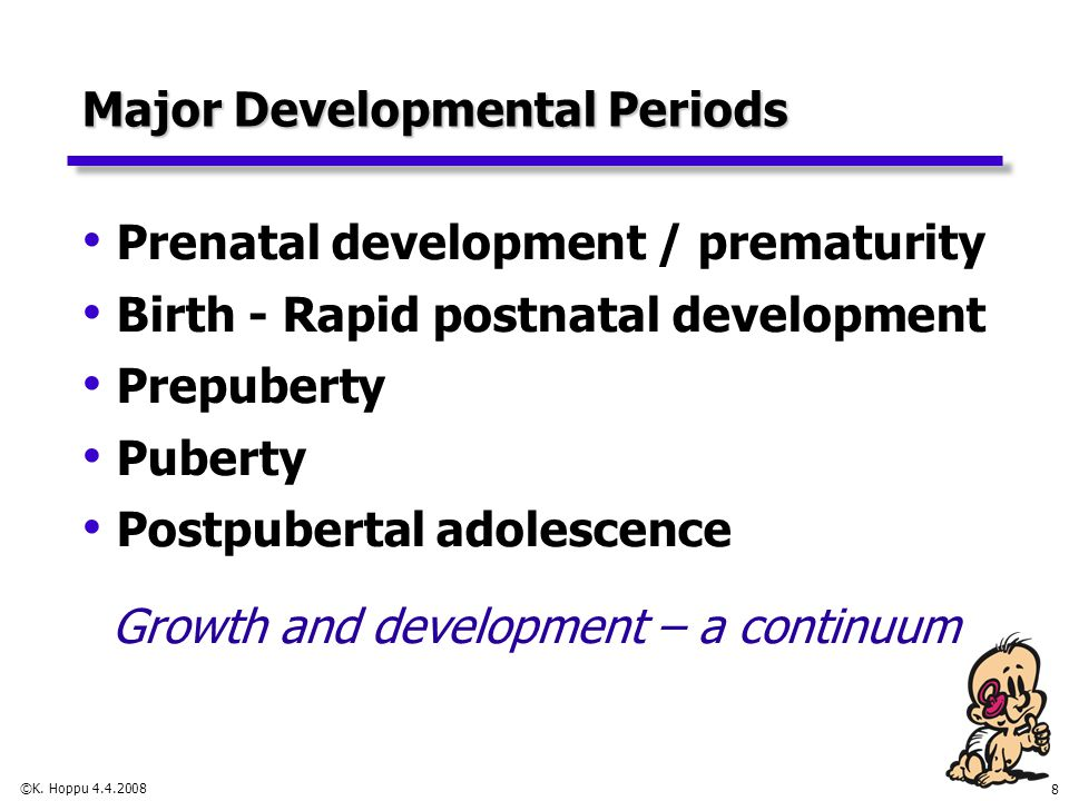 Variations in the pattern of pubertal changes in girls