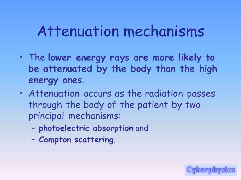 Attenuation mechanisms