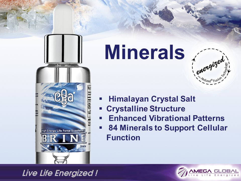 Minerals Himalayan Crystal Salt Crystalline Structure