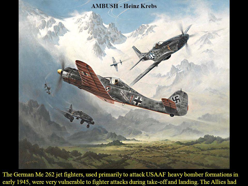 AMBUSH - Heinz Krebs