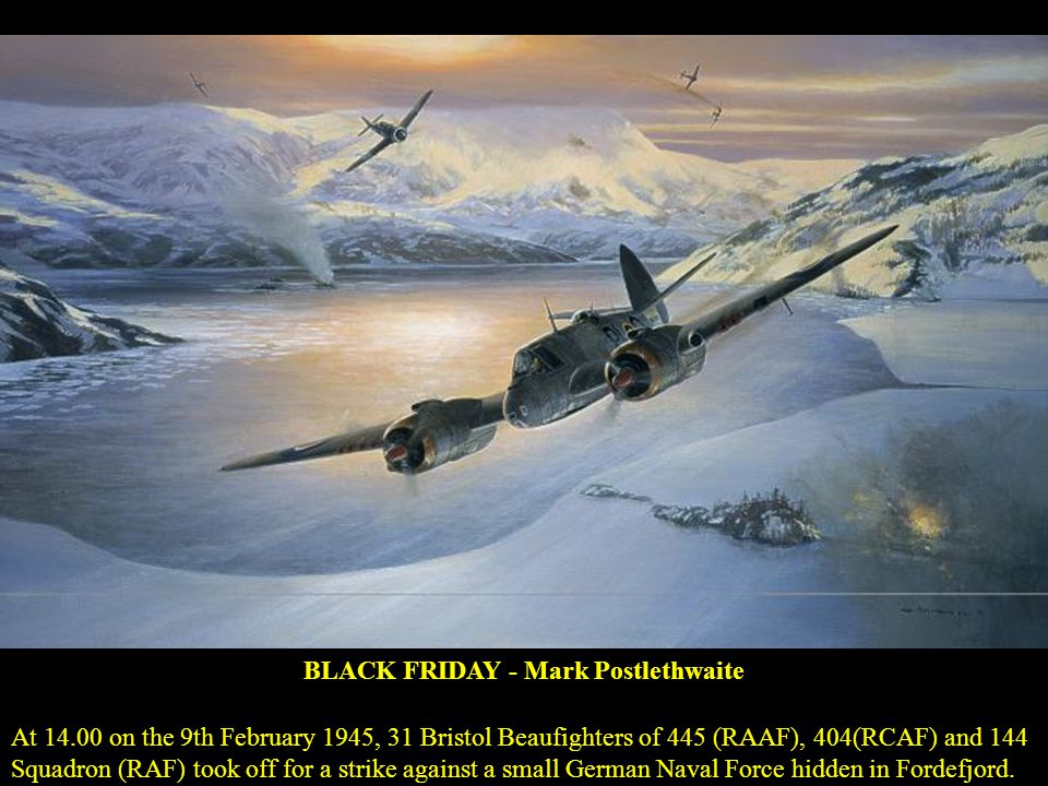 BLACK FRIDAY - Mark Postlethwaite