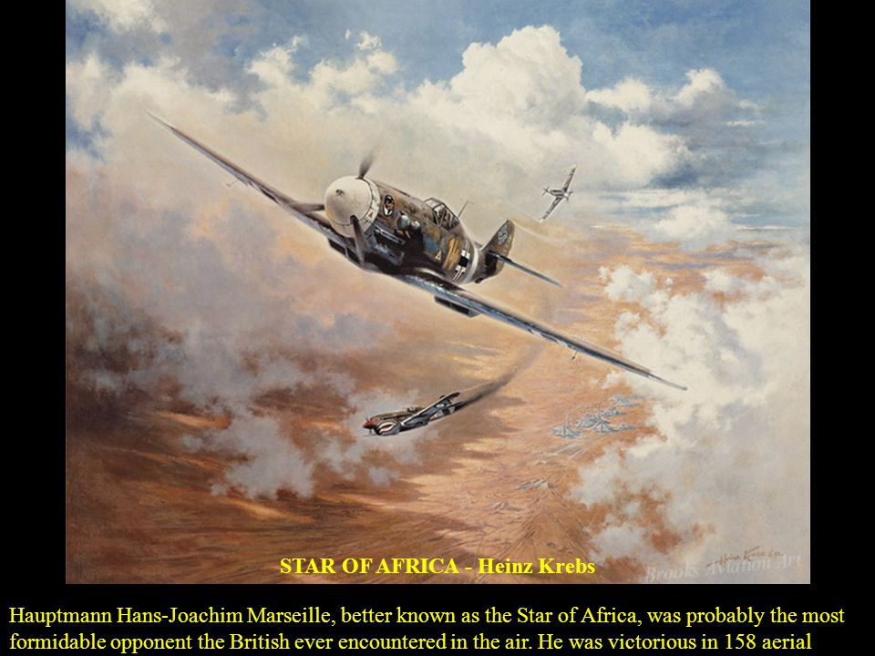 STAR OF AFRICA - Heinz Krebs