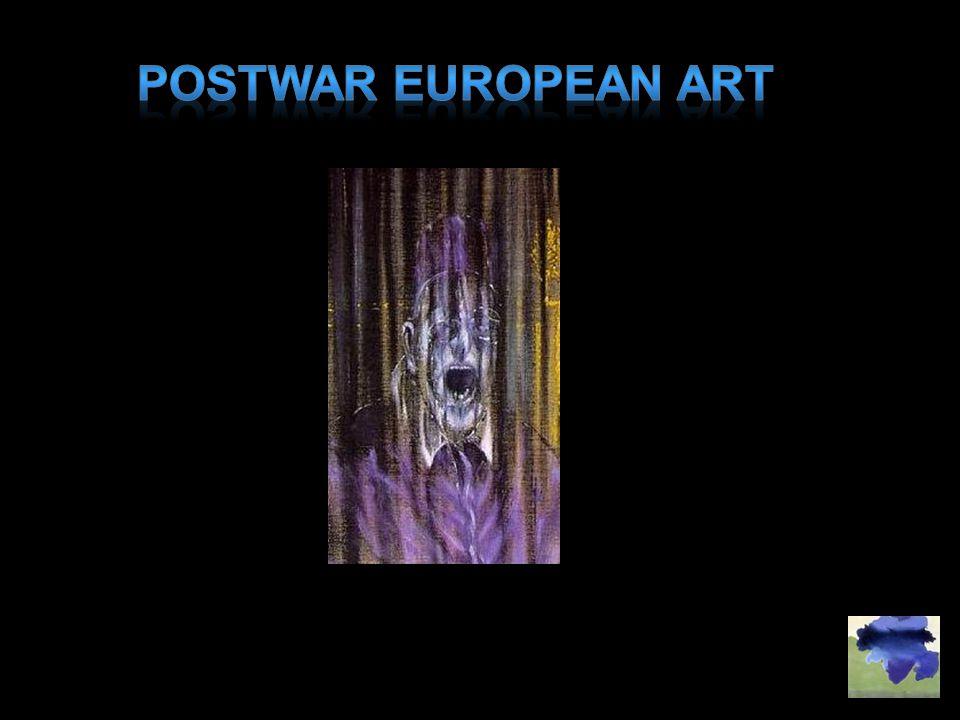 Postwar European Art .