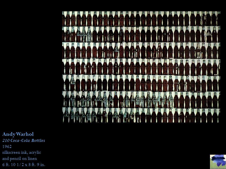 Andy Warhol 210 Coca-Cola Bottles 1962