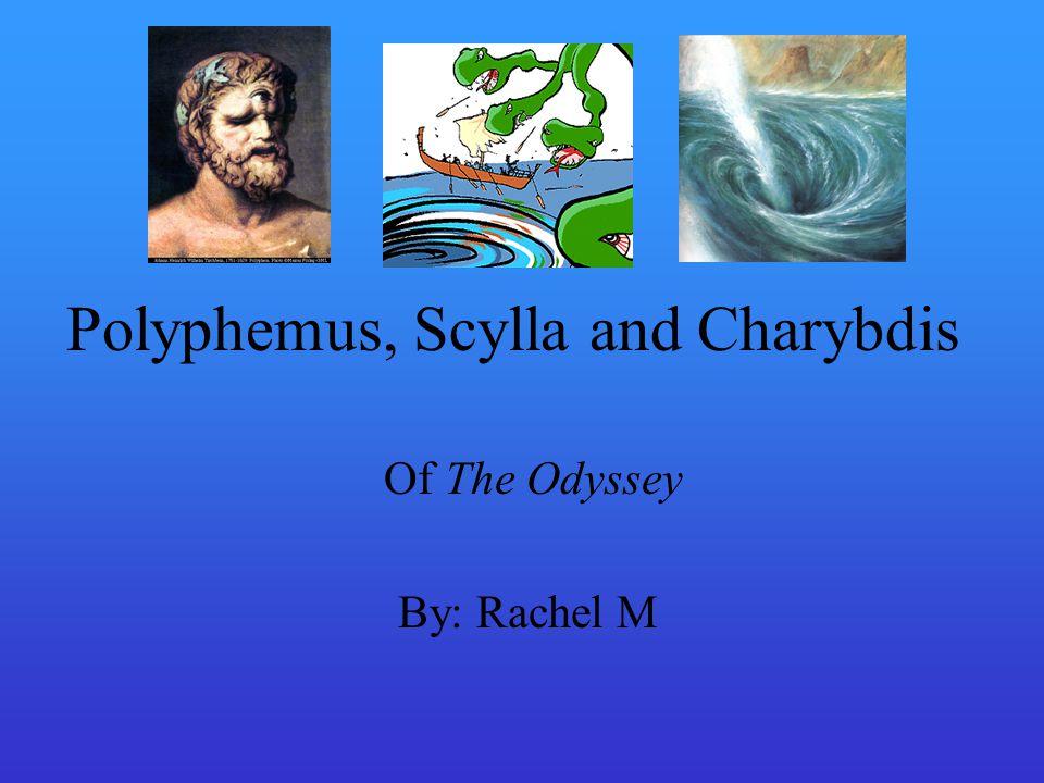 Polyphemus, Scylla and Charybdis