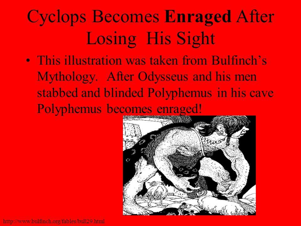 Cyclops Becomes Enraged After Losing His Sight