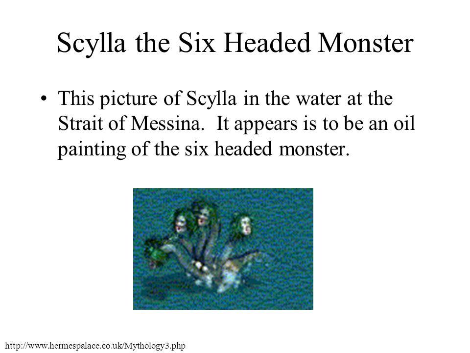 Scylla the Six Headed Monster