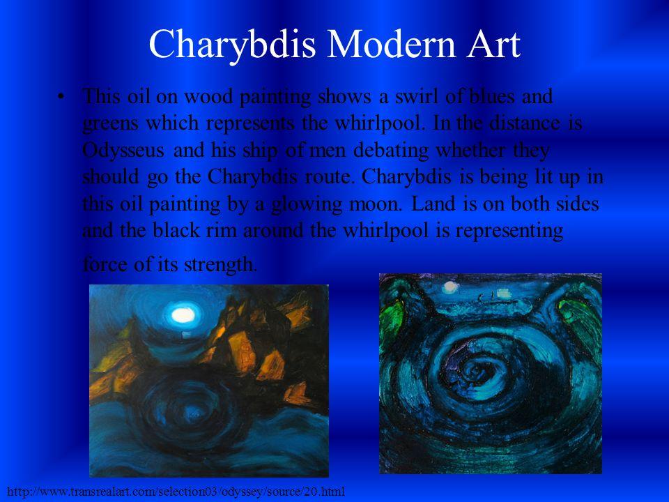 Charybdis Modern Art