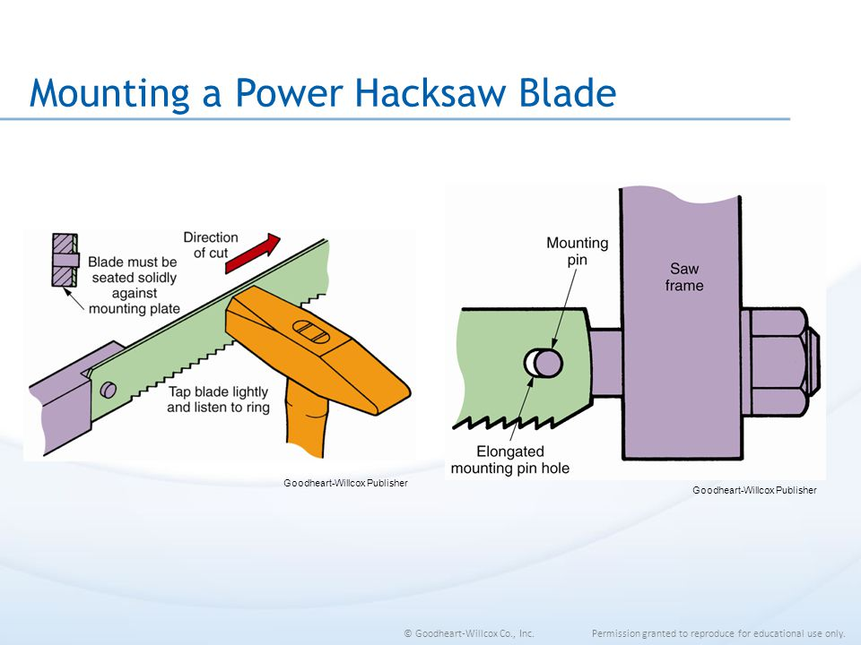 How to install a hacksaw blade choice image wiring table and how to install a hacksaw blade images wiring table and diagram how to install a power keyboard keysfo Image collections