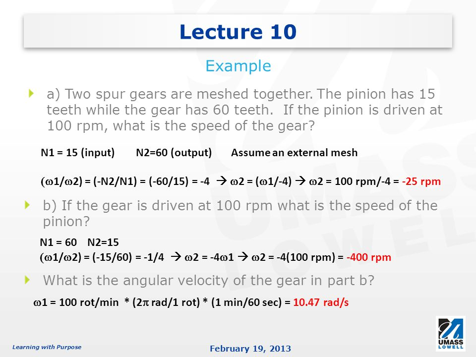Lecture 10 Example.