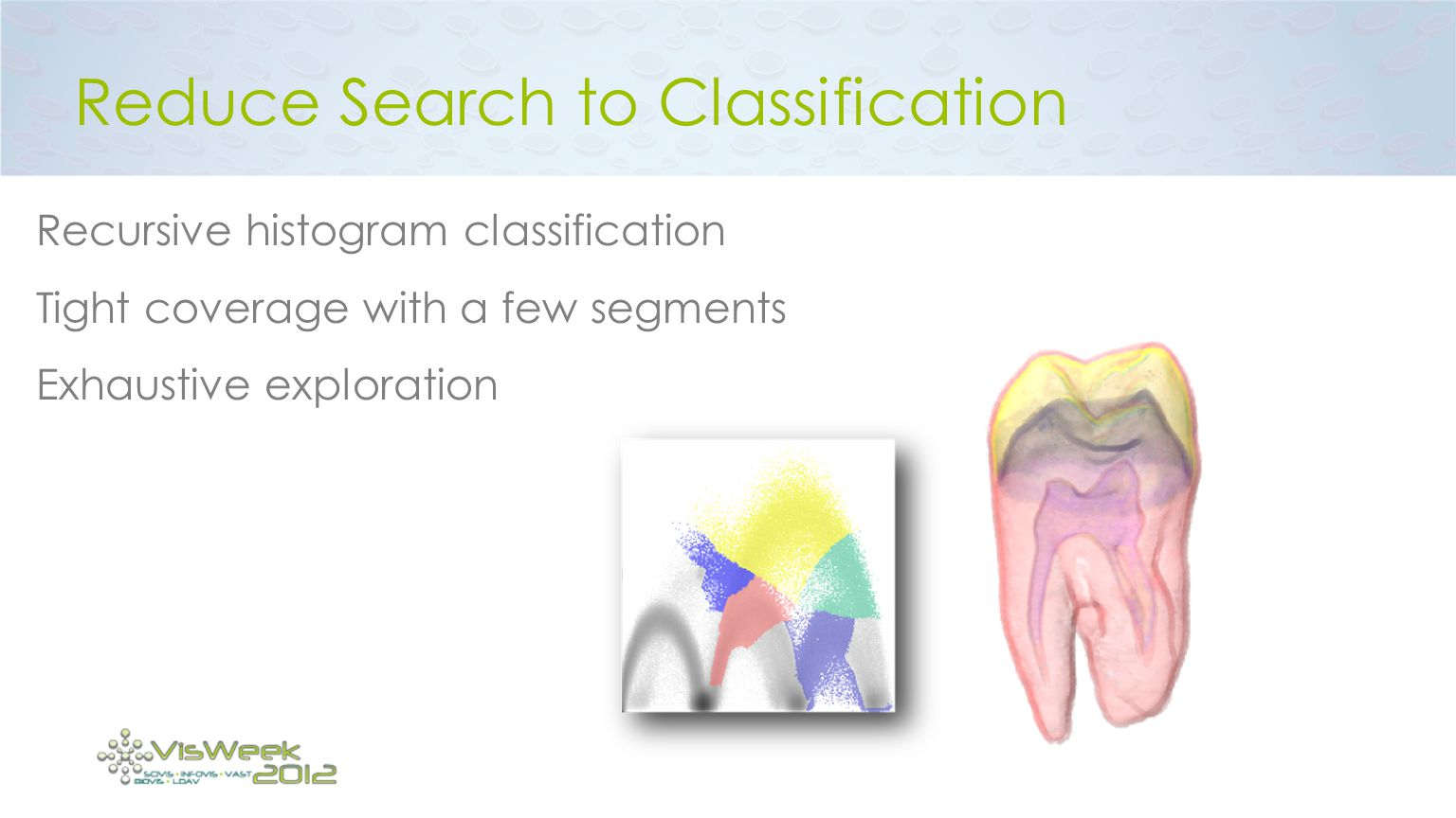 Reduce Search to Classification