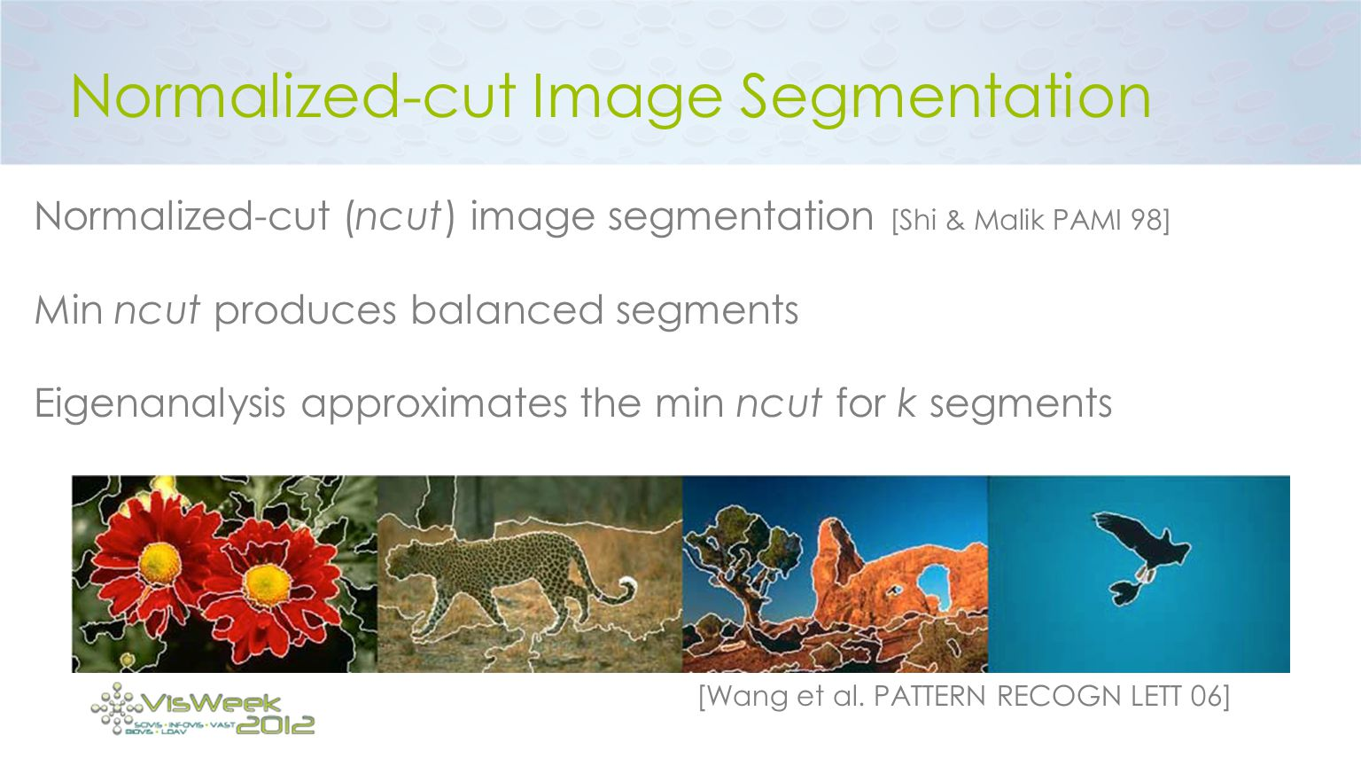 Normalized-cut Image Segmentation