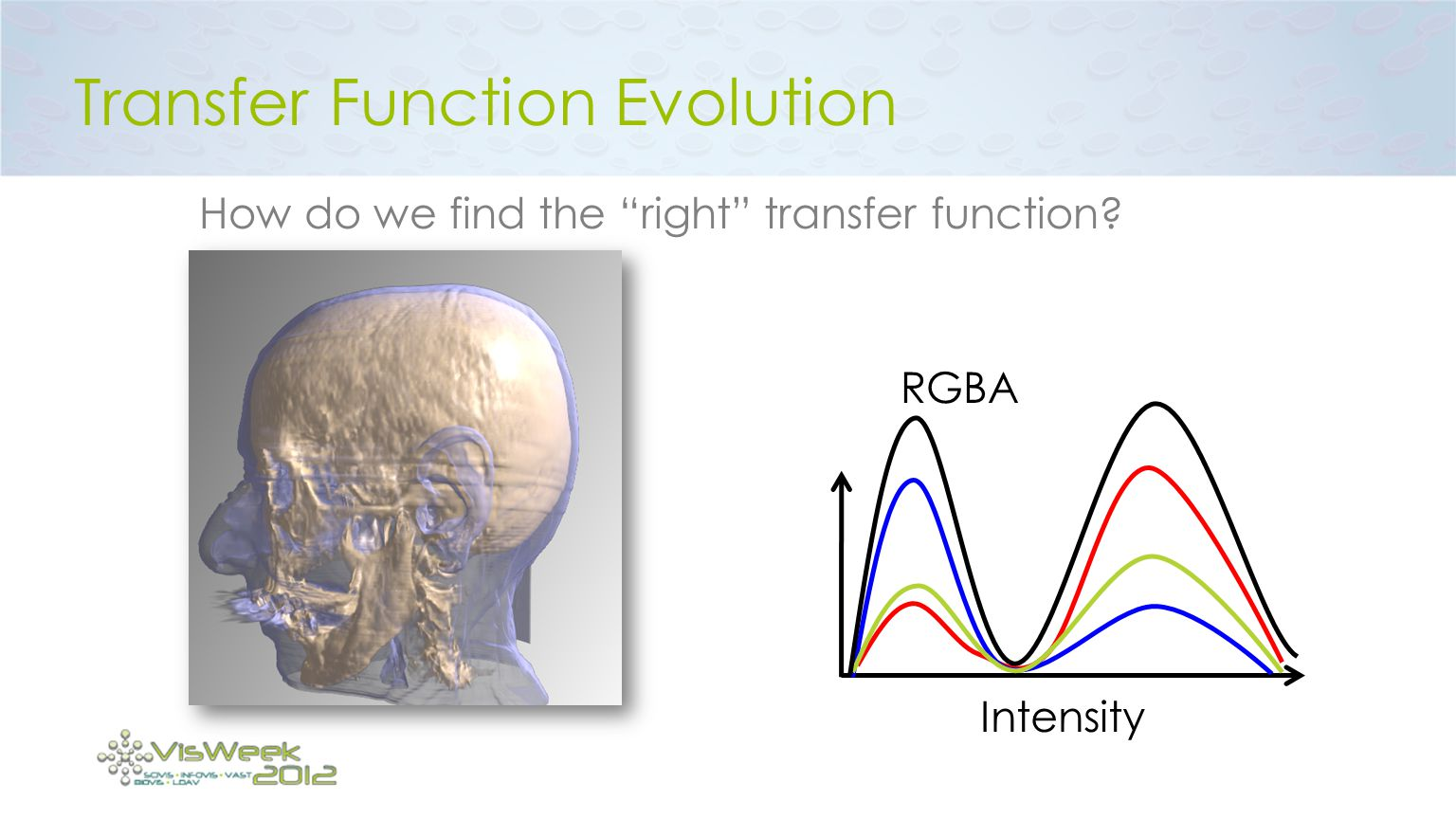 Transfer Function Evolution