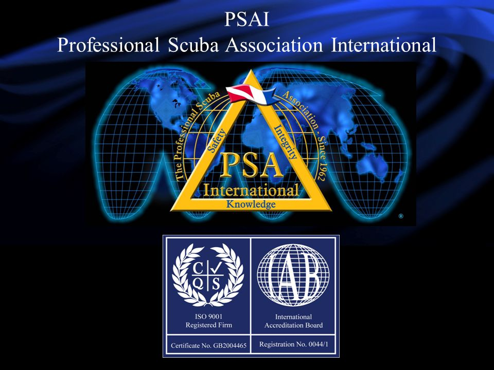 PSAI Professional Scuba Association International