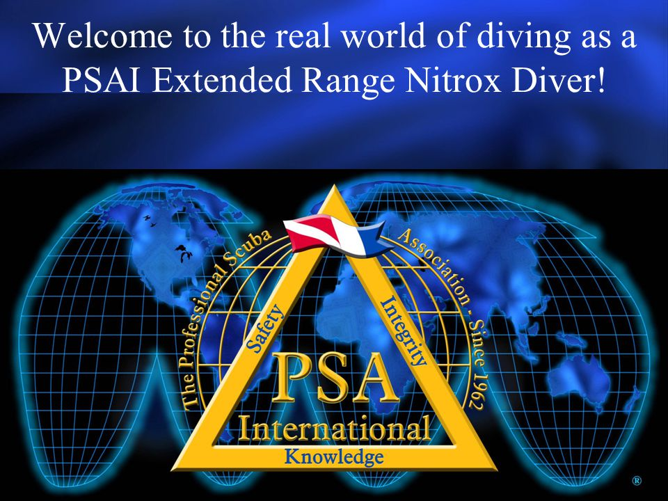 © 2005 The Professional Scuba Association International