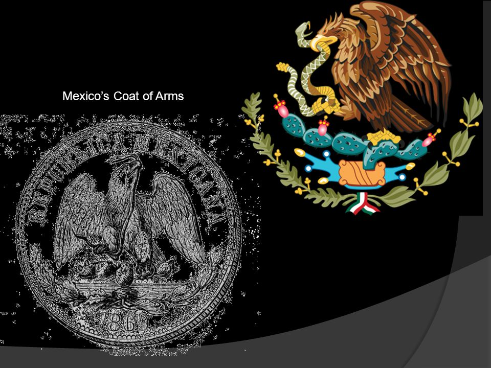Mexico's Coat of Arms