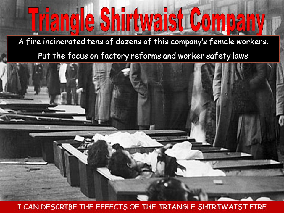 Triangle Shirtwaist Company