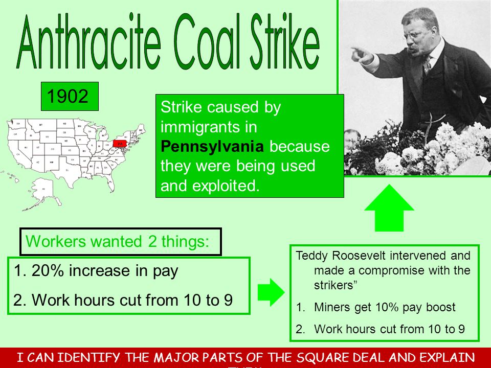 Anthracite Coal Strike