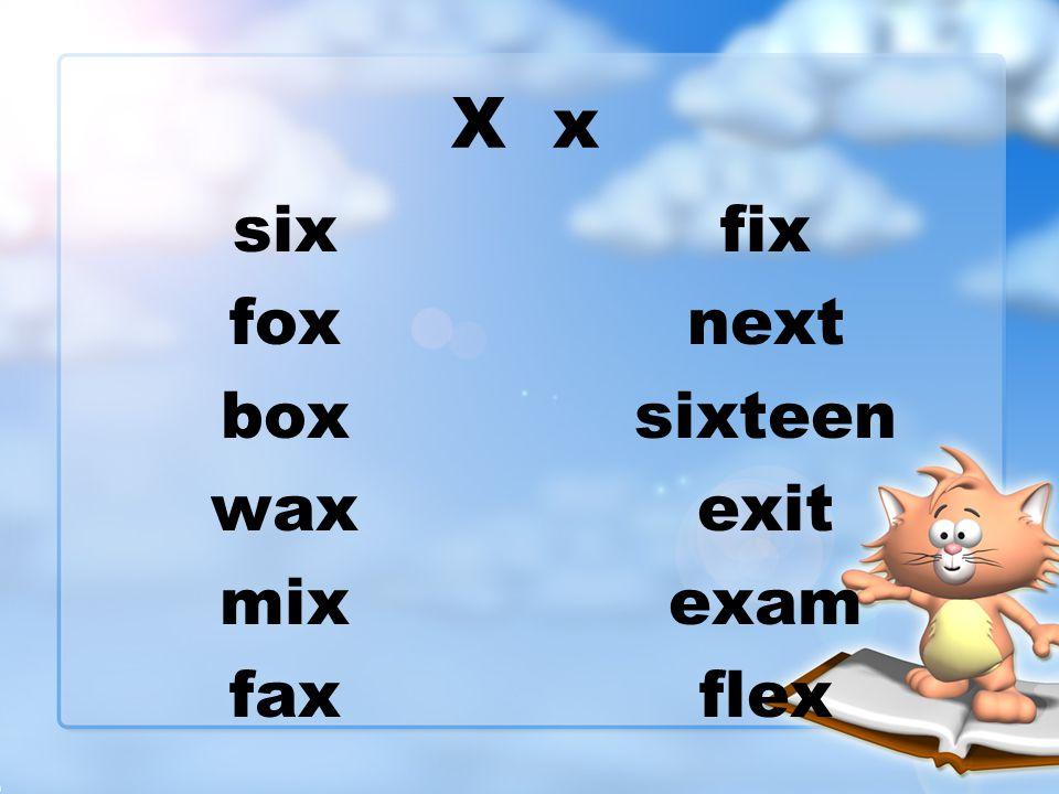 fix next sixteen exit exam flex