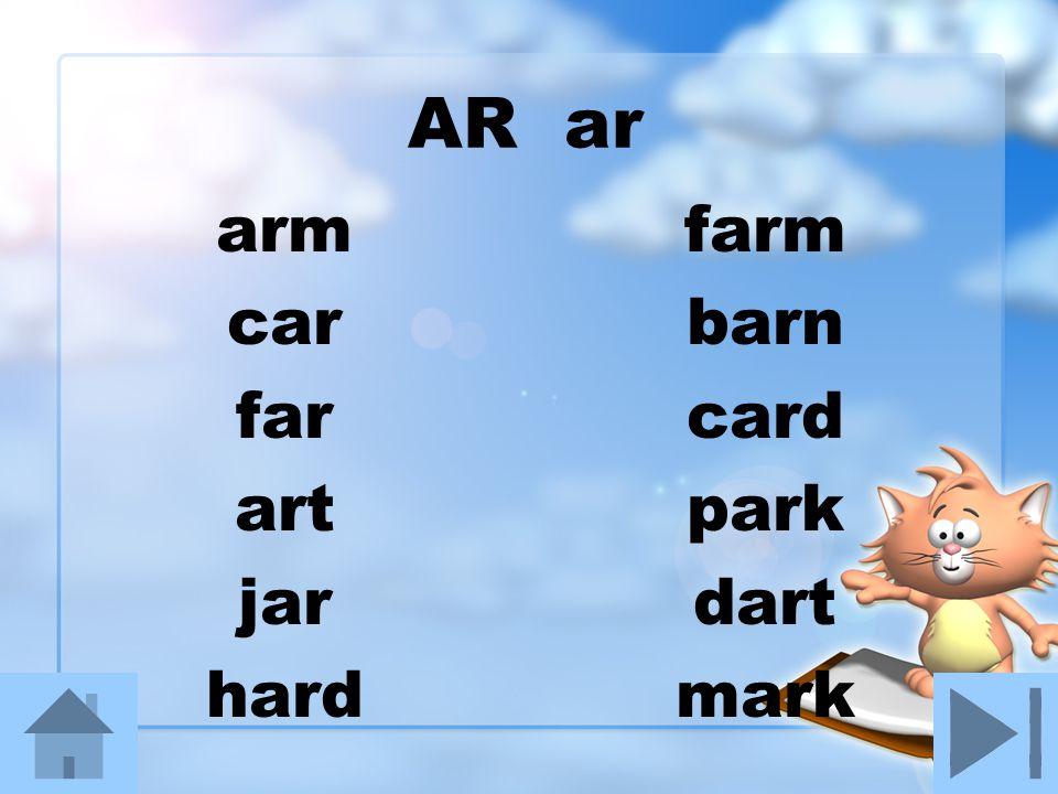 farm barn card park dart mark