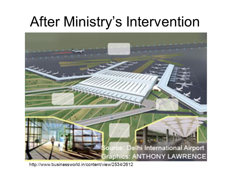 After Ministry's Intervention