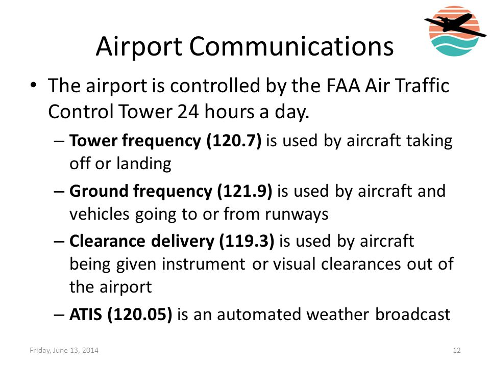 Airport Communications