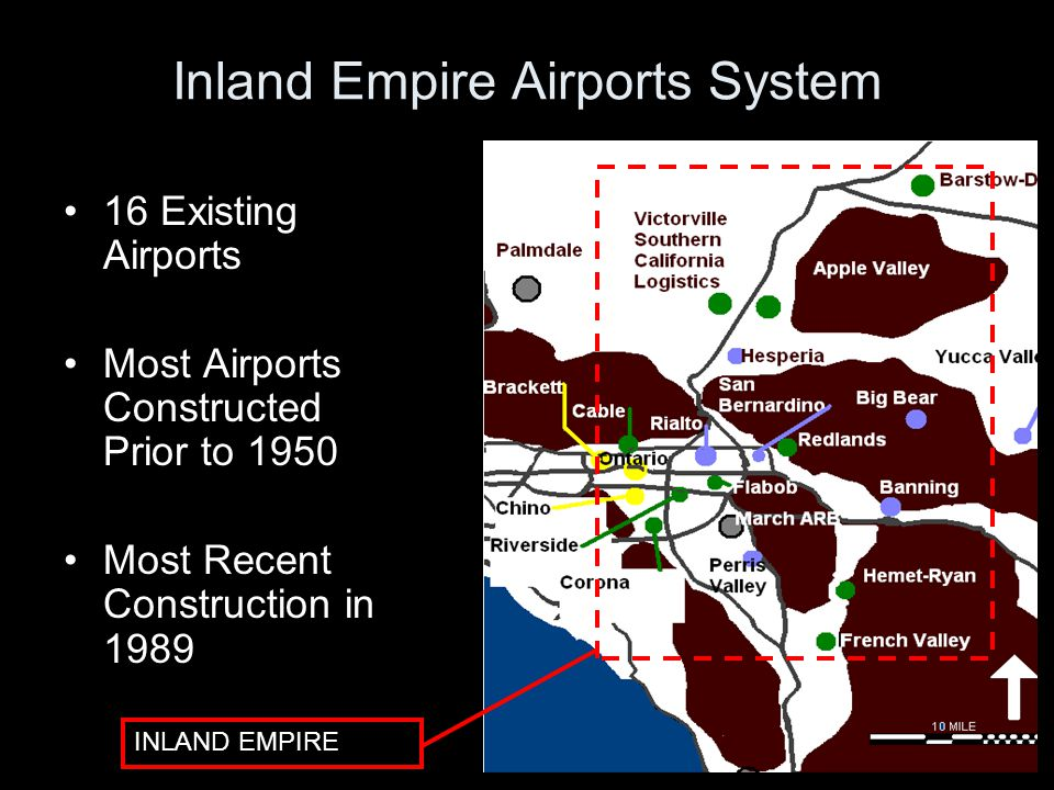 Inland Empire Airports System