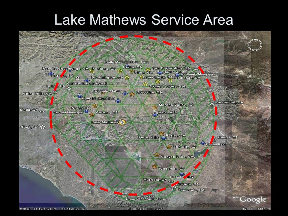 Lake Mathews Service Area