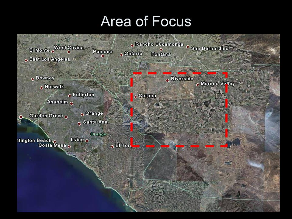 Area of Focus