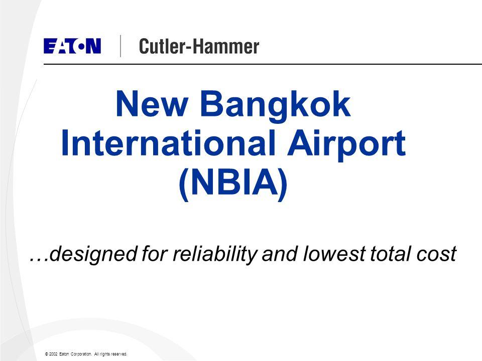 New Bangkok International Airport (NBIA)