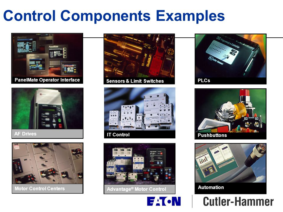 Sensors & Limit Switches