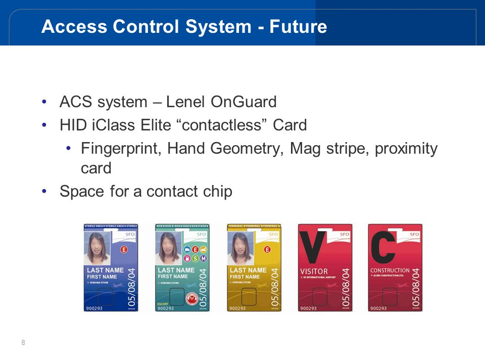 Access Control System - Future
