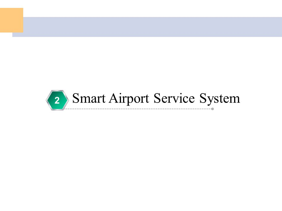 Smart Airport Service System