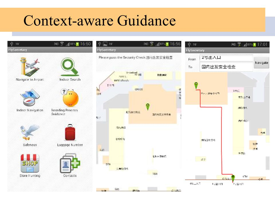 Context-aware Guidance