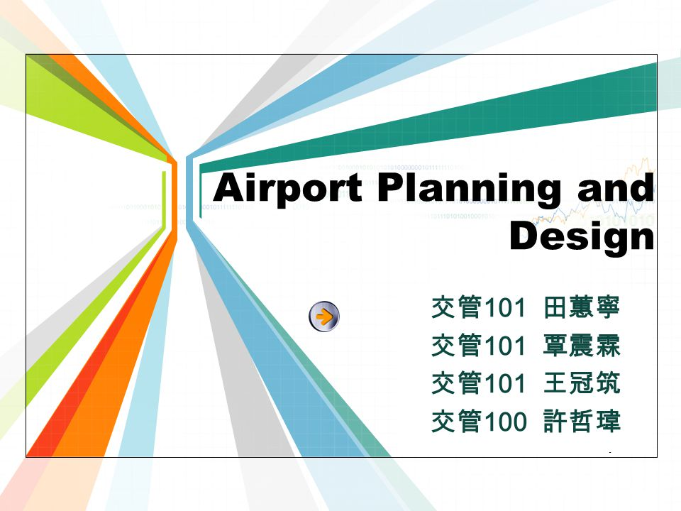 Airport Planning And Design Ppt Video Online Download