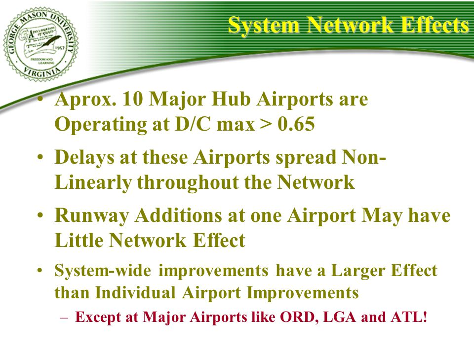 System Network Effects