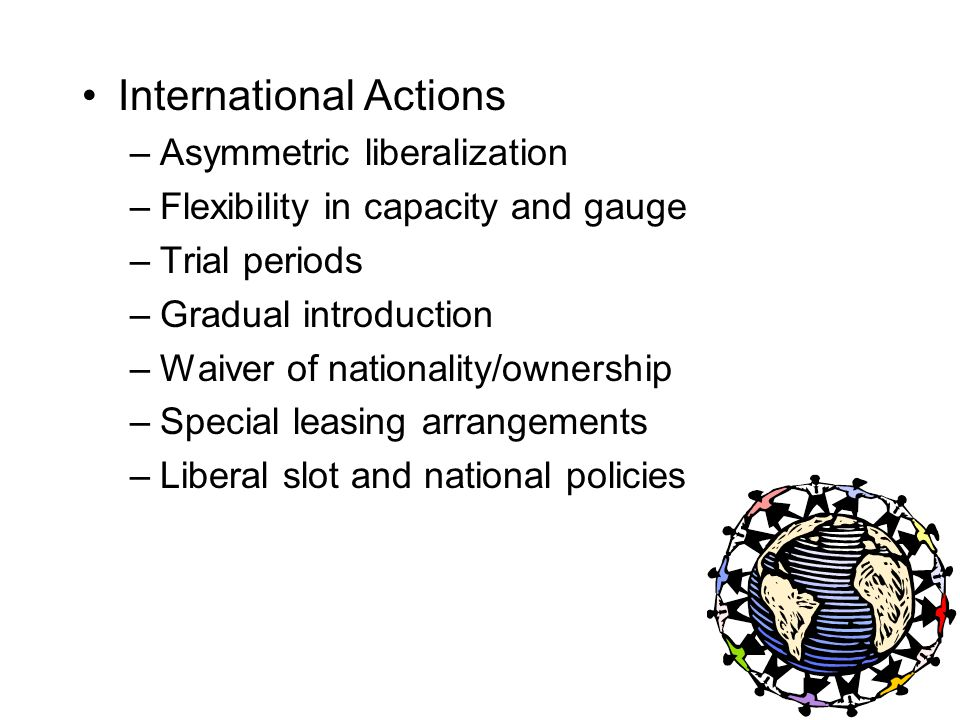 International Actions
