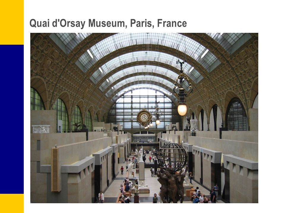 Quai d Orsay Museum, Paris, France