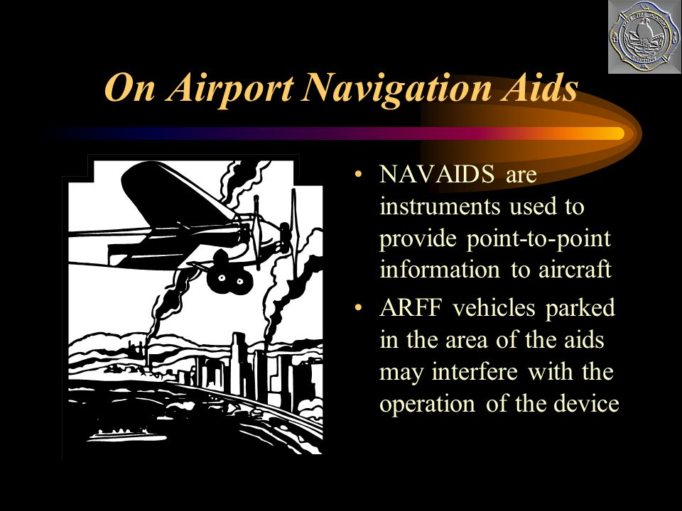 On Airport Navigation Aids