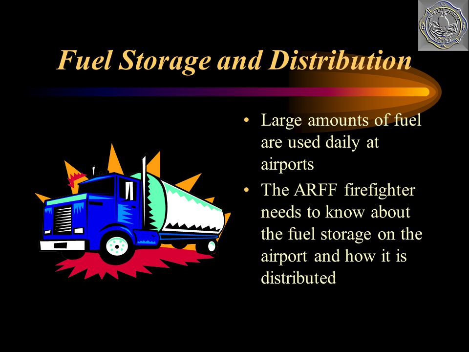 Fuel Storage and Distribution