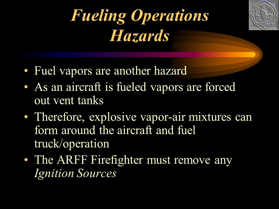 Fueling Operations Hazards