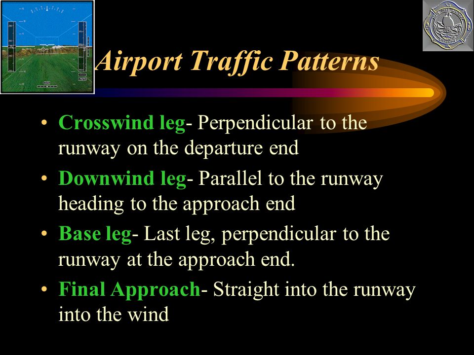 Airport Traffic Patterns