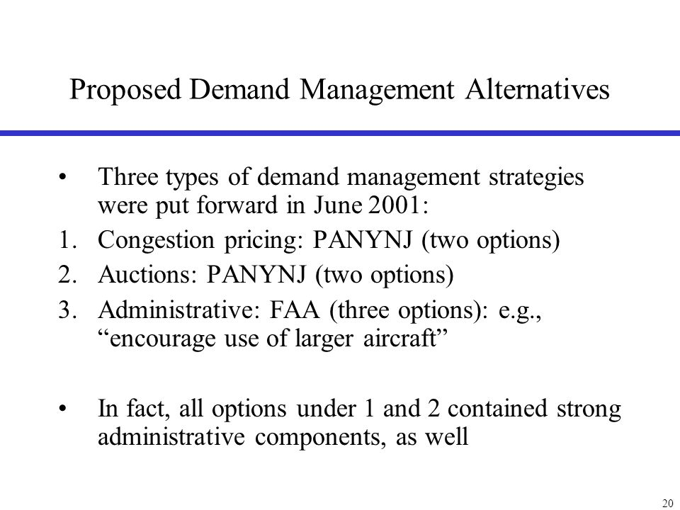 Example: Congestion Pricing, Option B
