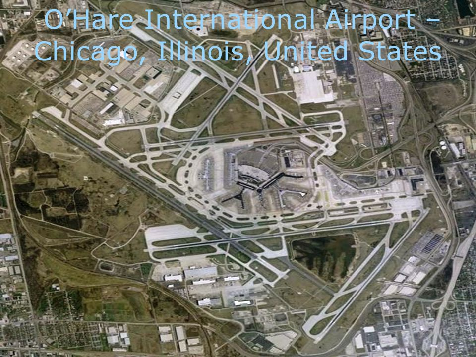 O'Hare International Airport – Chicago, Illinois, United States