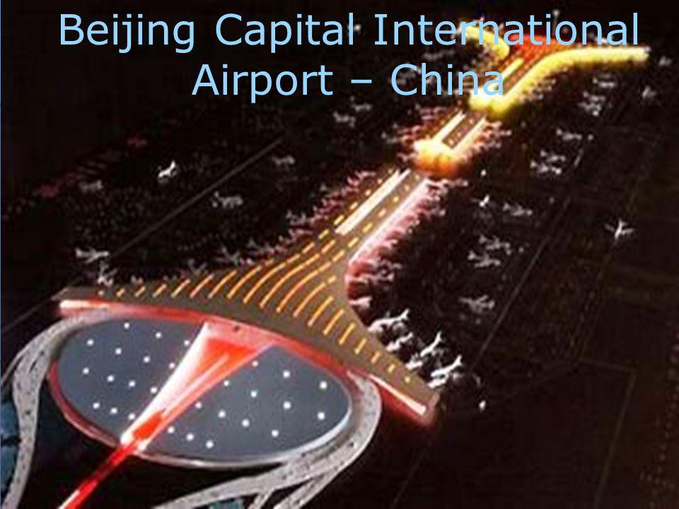 Beijing Capital International Airport – China